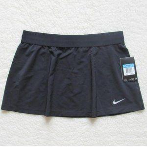 Nike Slam Skirt Black Tennis Golf Size Medium